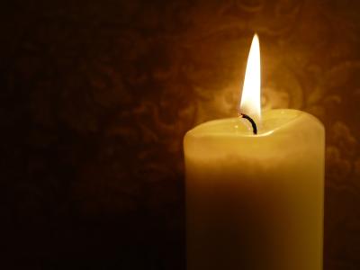 Yahrzeit candle - 2